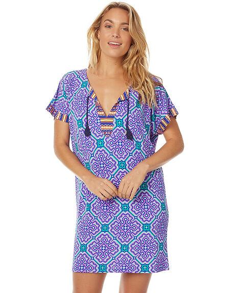 COBALT WOMENS CLOTHING TIGERLILY FASHION TOPS - T375043COBL