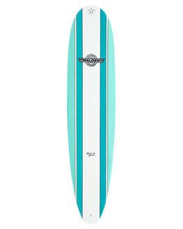 GREEN BOARDSPORTS SURF WALDEN SURFBOARDS LONGBOARD - WD-MMX2-0800-GRN