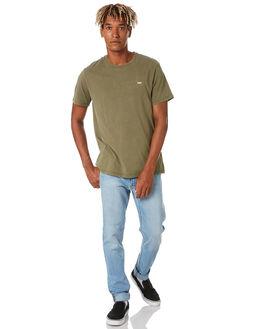 OLIVE NIGHT MENS CLOTHING LEVI'S TEES - 17164-0010OLVNT