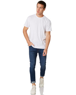 DOOM STONE MENS CLOTHING A.BRAND JEANS - 812974510