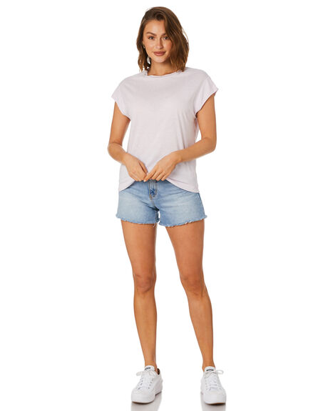 ORCHID ICE WOMENS CLOTHING SWELL TEES - S8211003ORC