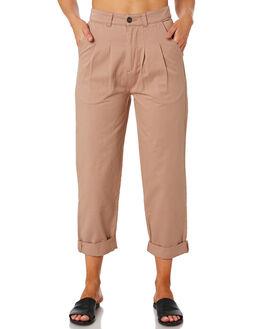 LATTE WOMENS CLOTHING RUSTY PANTS - PAL1105LAT