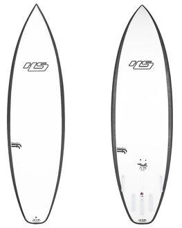 WHITE BLACK BOARDSPORTS SURF HAYDENSHAPES SURFBOARDS - HSLOVEBUZZFFWHTBKB