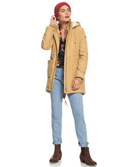 CURRY WOMENS CLOTHING ROXY JACKETS - ERJJK03231-TJQ0