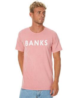 ROSE MENS CLOTHING BANKS TEES - WTS0132ROS