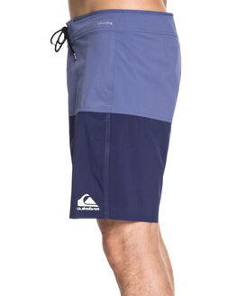 BIJOU BLUE MENS CLOTHING QUIKSILVER BOARDSHORTS - EQYBS04068BNG0