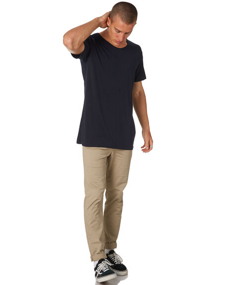 NAVY MENS CLOTHING AS COLOUR TEES - 5011NAVY