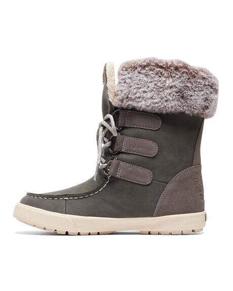 CHARCOAL BOARDSPORTS SNOW ROXY BOOTS + FOOTWEAR - ARJB700582-CHR