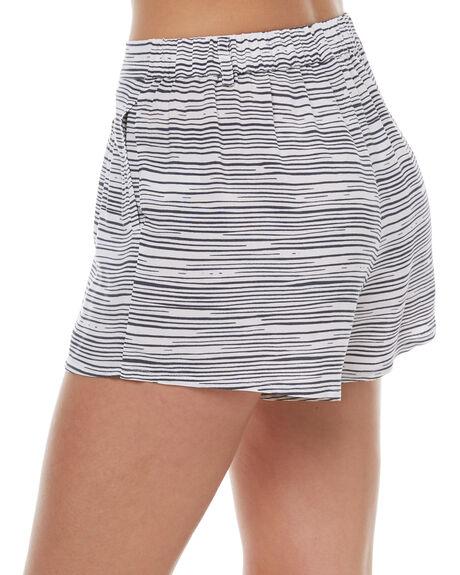PRINT WOMENS CLOTHING ELWOOD SHORTS - W73614Z11