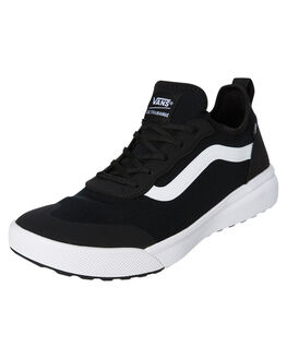 BLACK TRUE WHITE MENS FOOTWEAR VANS SNEAKERS - VNA3MVQ6BTBLK