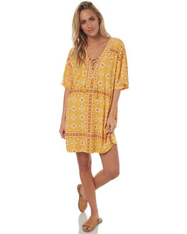 SUNSTONE WOMENS CLOTHING TIGERLILY DRESSES - T372033SUN