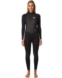 BLACK SURF WETSUITS XCEL STEAMERS - WX32SLX6BLK