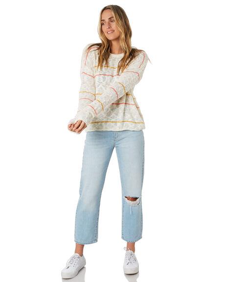 MULTI WOMENS CLOTHING O'NEILL KNITS + CARDIGANS - 5921401MUL