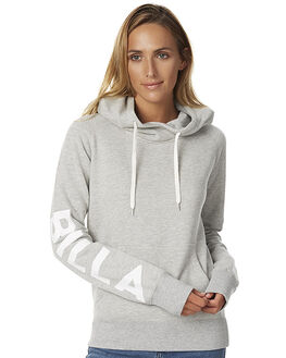 ATHLETIC HEATHER WOMENS CLOTHING BILLABONG JUMPERS - 6575691AHR