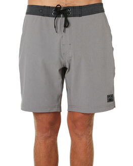 STONE GREY MENS CLOTHING RUSTY BOARDSHORTS - BSM1169SOG