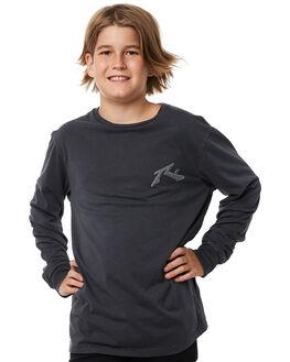 COAL KIDS BOYS RUSTY TEES - TTB0571COA