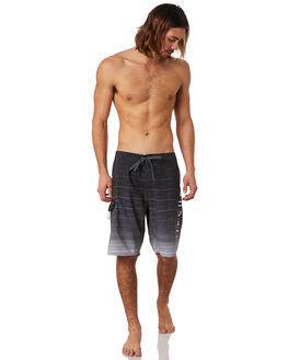 BLACK MENS CLOTHING RIP CURL BOARDSHORTS - CBOQQ10090