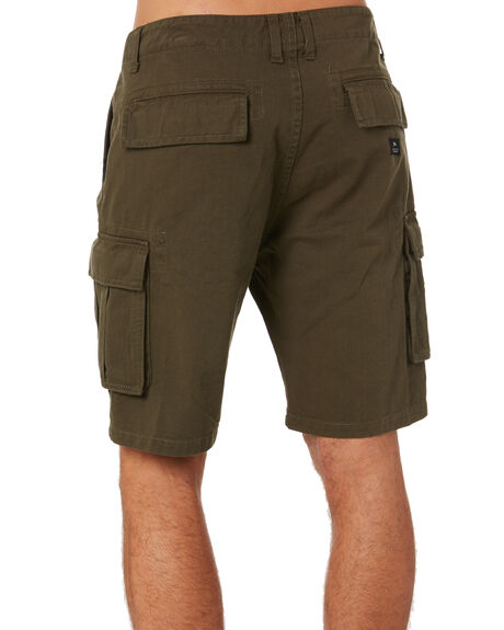 RIFLE GREEN MENS CLOTHING RUSTY SHORTS - WKM0988RFG