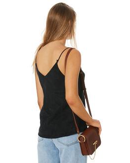 VINTAGE TAN WOMENS ACCESSORIES SANCIA BAGS + BACKPACKS - 139B_VTG