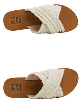 NATURAL WOMENS FOOTWEAR BILLABONG FASHION SANDALS - BB-6692805-NAT