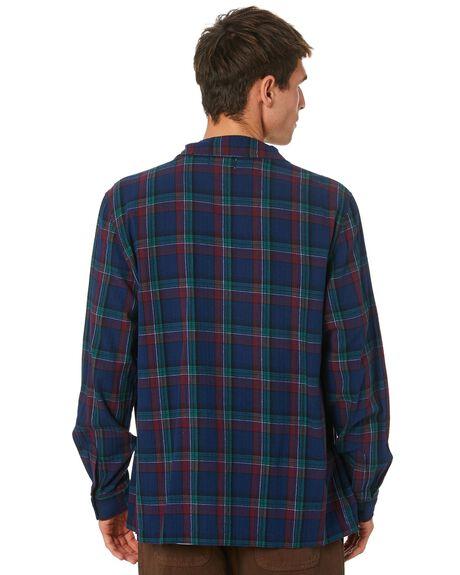 PLAID MENS CLOTHING XLARGE SHIRTS - XL003401PLD