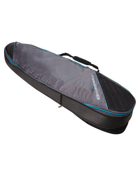 BLACK BLUE BOARDSPORTS SURF OCEAN AND EARTH BOARDCOVERS - SCSB12BLKBL