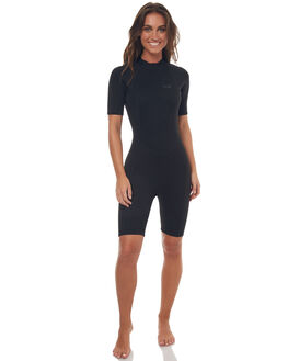 BLACK SURF WETSUITS XCEL SPRINGSUITS - WN210AX7BLK