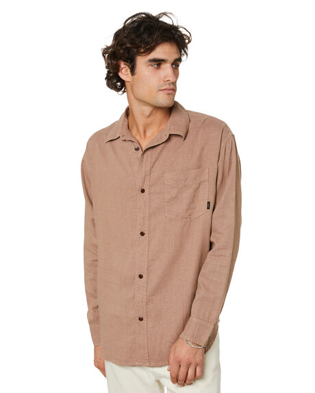 YAK MENS CLOTHING THRILLS SHIRTS - TH20-237CYYAK