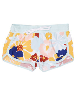 LIGHT BLUE KIDS GIRLS RIP CURL SHORTS + SKIRTS - FBOAK11080