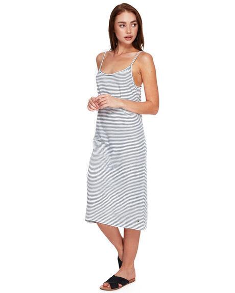 MARSHMALLOW WOMENS CLOTHING ROXY DRESSES - ERJKD03229XWBW