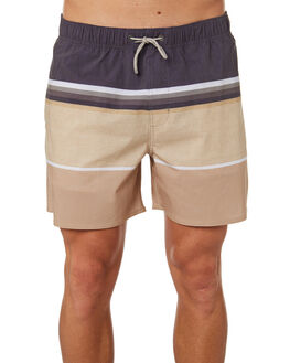 KHAKI MENS CLOTHING RIP CURL BOARDSHORTS - CBOQZ10064