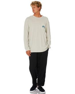 WHITE SAND MENS CLOTHING STUSSY TEES - ST005011WTSND