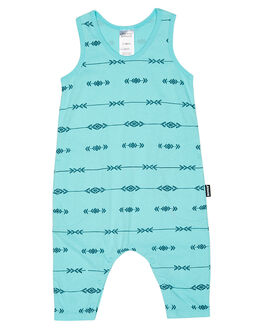 NAVAJO NATION GREEN KIDS BABY BONDS CLOTHING - BY7CAZBK
