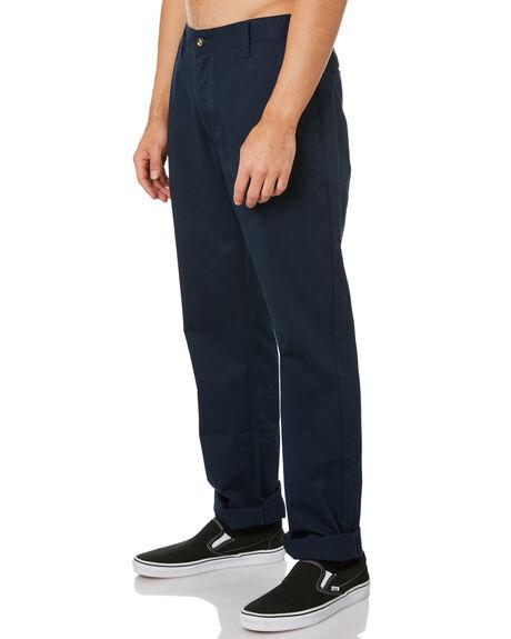 DARK NAVY MENS CLOTHING VOLCOM PANTS - A11313S1DNV