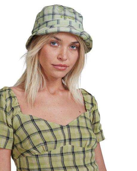 SPLIT PEA WOMENS ACCESSORIES RVCA HEADWEAR - R215561-SIP