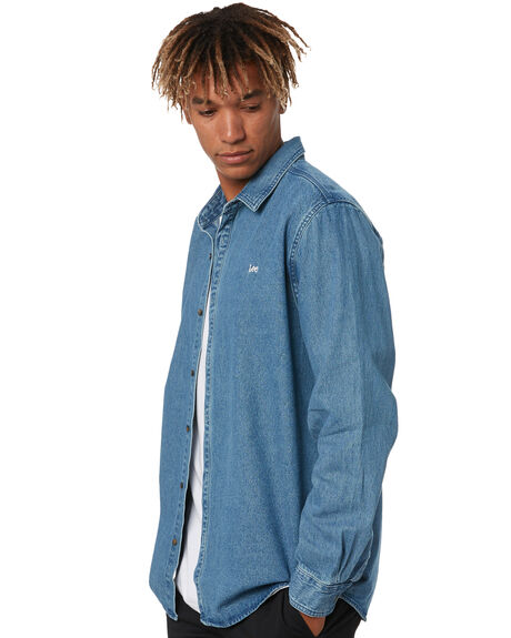 MIDTWON MENS CLOTHING LEE SHIRTS - L-601906-OW5