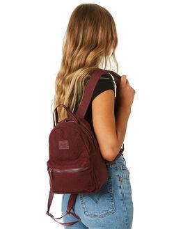 PLUM WOMENS ACCESSORIES HERSCHEL SUPPLY CO BAGS + BACKPACKS - 10501-03074-OSPLM