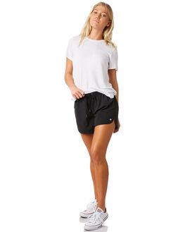 BLACK WOMENS CLOTHING BILLABONG SHORTS - 6571364BLK