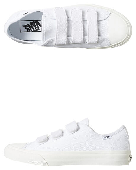 846f4346a1 Vans Prison Issue Womens Shoe - White