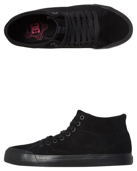 e13fd7c259 Dc Shoes Mens Evan Smith Hi Zero Shoe - Black Black | SurfStitch
