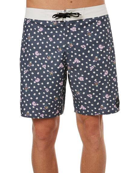 NAVY MENS CLOTHING RVCA BOARDSHORTS - R172407NVY