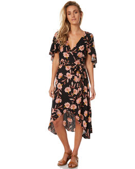 MULTI WOMENS CLOTHING SOMEDAYS LOVIN DRESSES - SL1703451MULTI