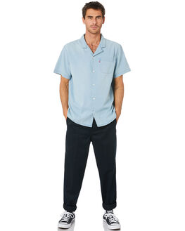 SUPER LIGHT DENIM MENS CLOTHING LEVI'S SHIRTS - 72625-0018SPLTD