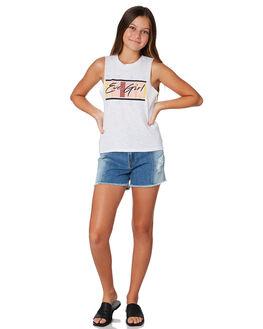 MIXED DENIM KIDS GIRLS EVES SISTER SHORTS + SKIRTS - 9541072DEN