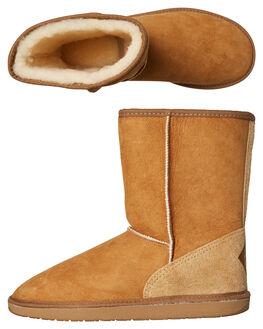 CHESTNUT WOMENS FOOTWEAR UGG AUSTRALIA UGG BOOTS - SSTID34CHEW