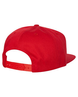 RED MENS ACCESSORIES BRIXTON HEADWEAR - 10586RED