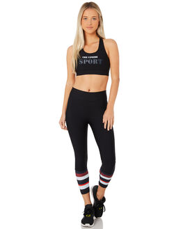 BLACK WOMENS CLOTHING THE UPSIDE ACTIVEWEAR - UPL1842BLK