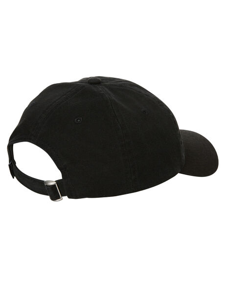 WASHED BLACK MENS ACCESSORIES ELEMENT HEADWEAR - 186605AWBLK