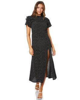 GALA BLACK WOMENS CLOTHING RUE STIIC DRESSES - SW-20-54-1-GB-VRGALA
