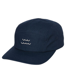 NAVY MENS ACCESSORIES MOLLUSK HEADWEAR - MS1787NVY